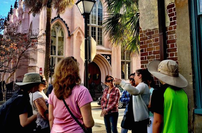 Historic charleston walking tour in charleston 322369
