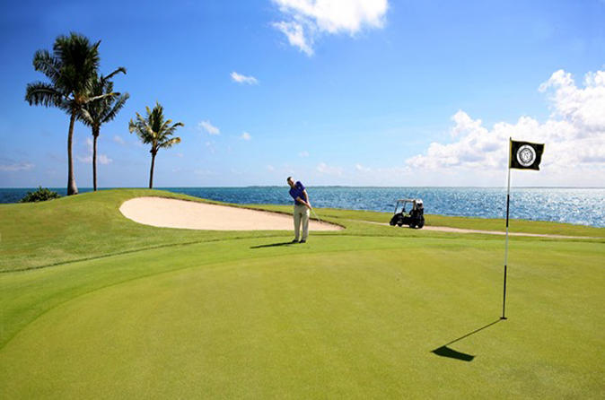 Cayman Islands North Sound Golf Course Package