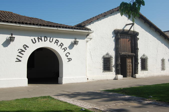 UNDURRAGA WINERY, WINES WITH TRAJECTORY AND INNOVATION