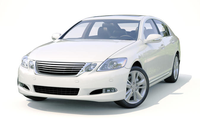 Transfer in private vehicle from London Gatwick Airport to City Center
