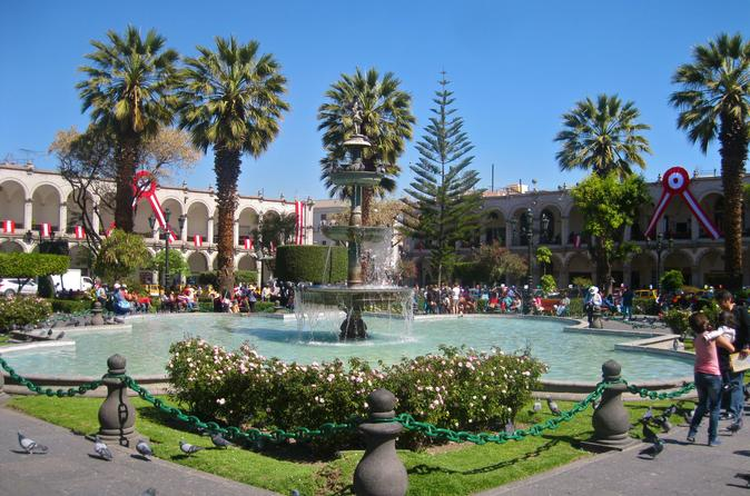 Private Arequipa City Tour Including Juanita Mummy Museum, Monastery of Santa Catalina and The Colonial Suburbs