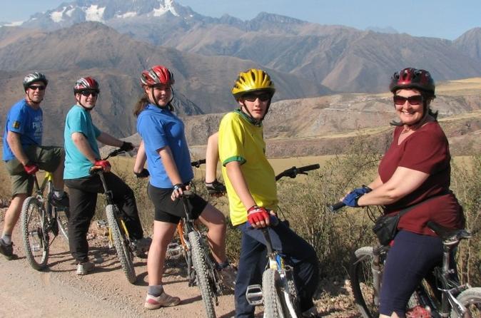 Private Sacred Valley Outdoor Adventure: Biking, Kayaking and Trekking