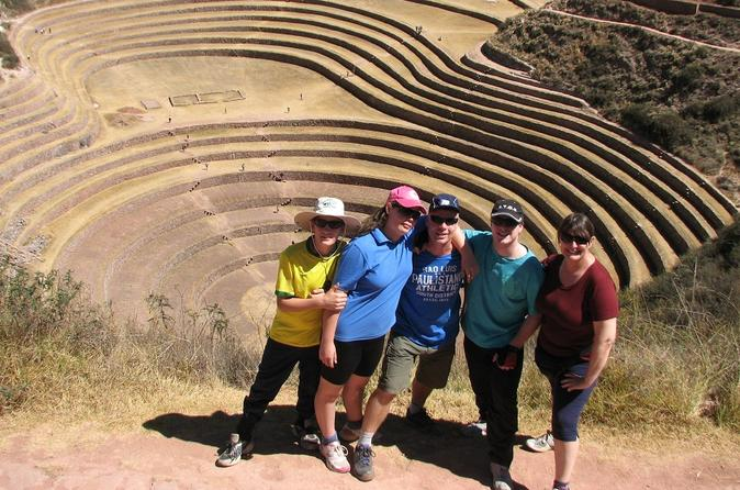 Private Tour: Maras, Moray and Chincheros