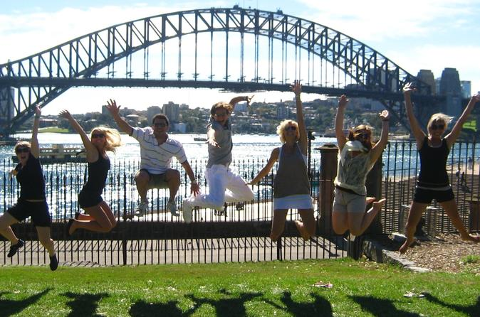 Small-Group Sydney City Walking Tour