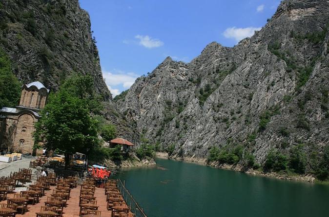 Family-friendly Tour Of Matka Canyon With Millenium Cross And Nerezi Village - Skopje