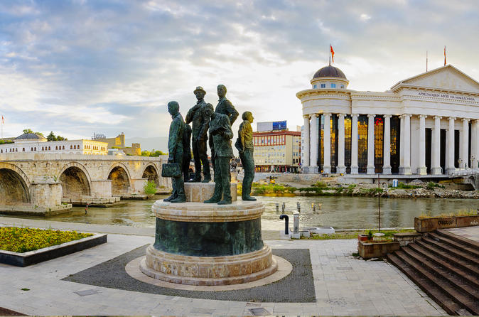 Family Private Tour In Skopje For 3 Hours
