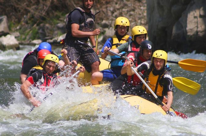 Struma river white water rafting in kresna 209219