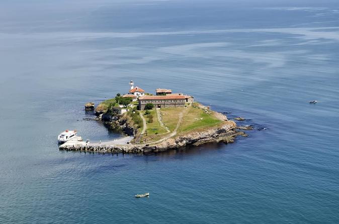 Visit To The Unique And Only Bulgarian Black Sea Island Saint Anastasia