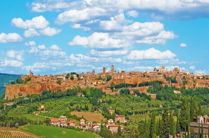 Private Orvieto Daytrip from Rome with Winery Visit