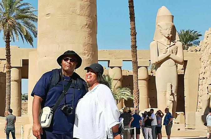 overnight trip to luxor from Cairo by flight
