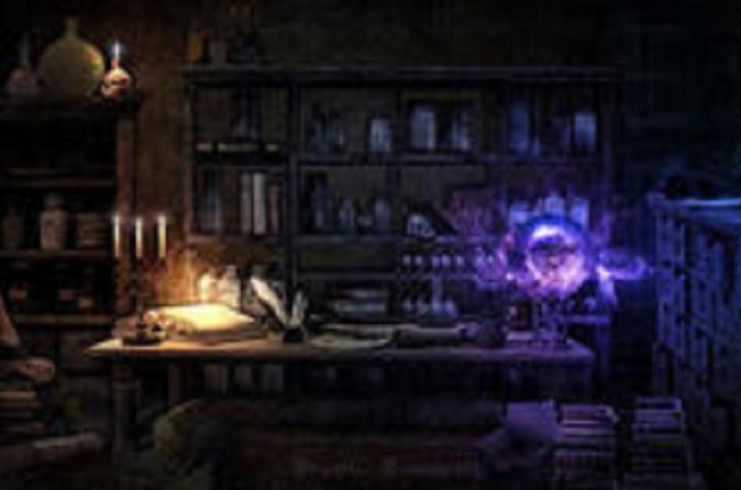 Sorcerer's Secret Escape Room Kansas