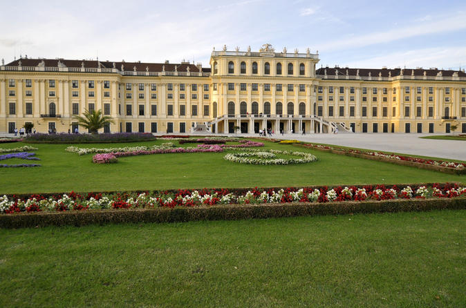 Exclusive private VIP multiday sightseeing tour of Europe Vienna to Prague