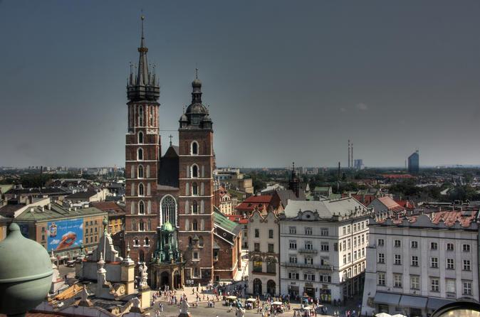 Krakow Private Walking Tour Including Kazimierz