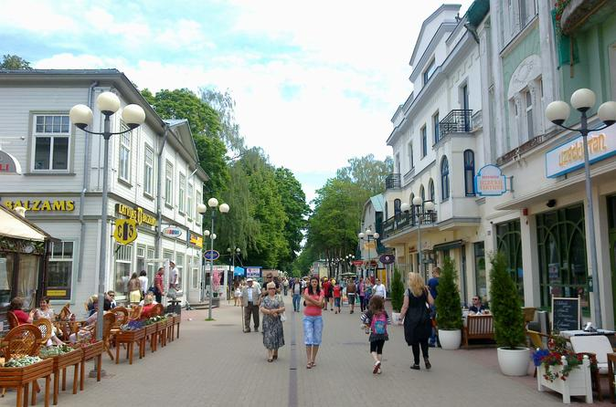 Private Tour to Jurmala from Riga