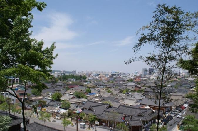 2-Day Private Tour: Jeonju Food and Culture Tour