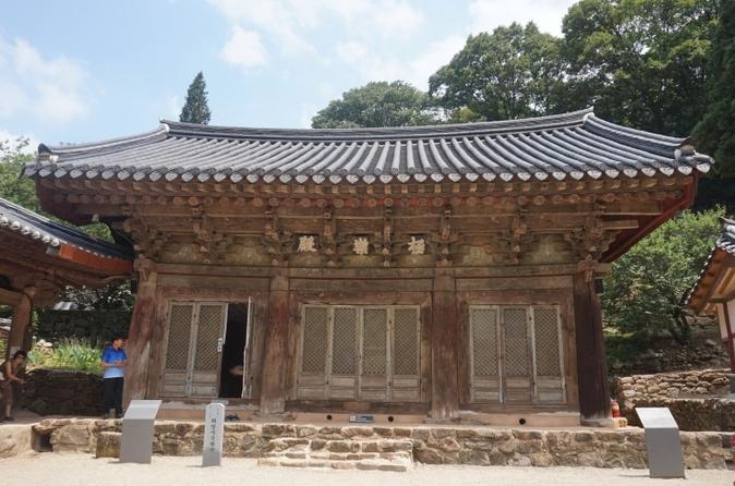 Jeonju Day Tour of HwaAm Temple and Mt. Daedun