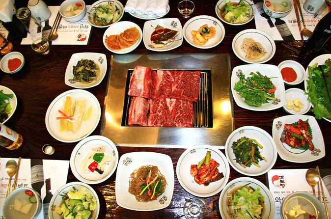 Suwon sightseeing and food tour in suwon 226507