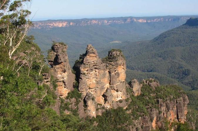 Blue Mountains Eco Active Day Trip from Sydney