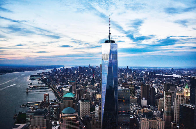 Nyc One World Trade Center Observatory Skip The Line Ticket 2019
