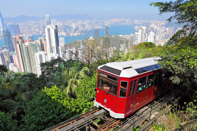 4 Nights Hong Kong And 3 Nights Macau Exploration Tour