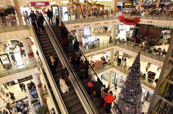 Sofia Shopping Tour