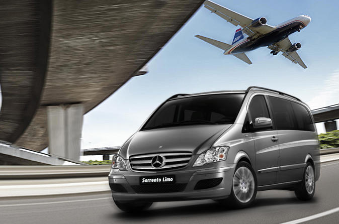 Private transfer from Naples to Sorrento