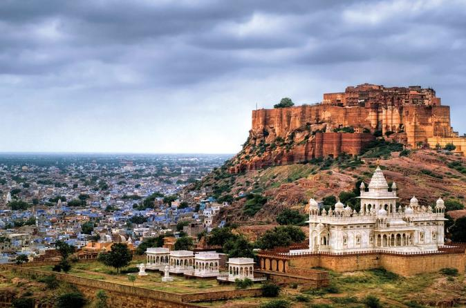 Authentic Jodhpur Day Tour