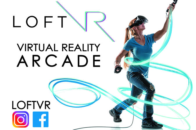 60 Minutes of State of the Art VIRTUAL REALITY in the Wynwood Arts District!