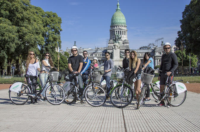 Buenos Aires South City Center Bike Tour