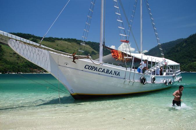 Angra dos Reis Full Day Tour and Cruise