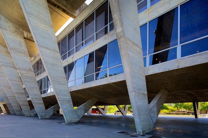 Evite as filas: ingresso normal, transporte e guia ao Museu de Arte Moderna do Rio de Janeiro