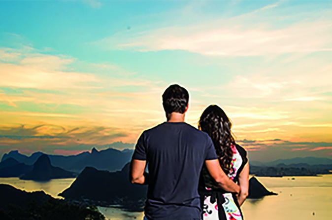 Excursão particular pelo Rio de Janeiro com um fotógrafo particular