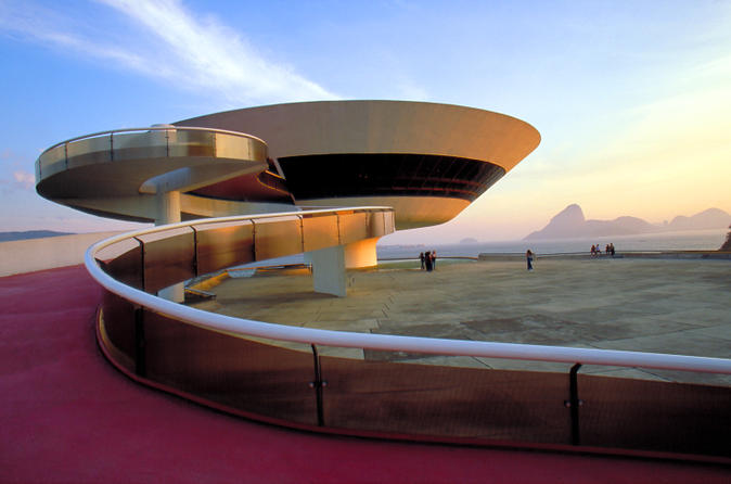 Niterói City Tour and Contemporary Art Museum Admission