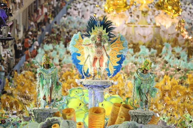 Noites de Desfiles das Escolas de Samba do Grupo Especial do Rio de Janeiro