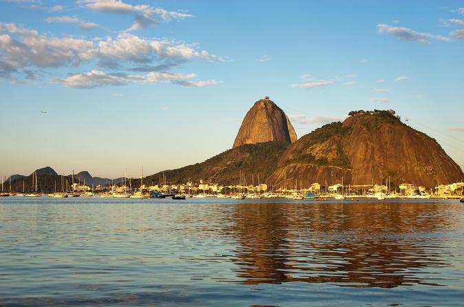 Private Rio de Janeiro Layover Tour from Rio Airport
