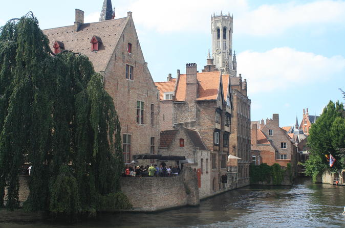 3-Day Amsterdam and Brugge Break from London