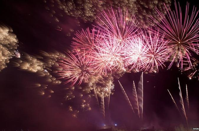 4-Day Edinburgh's Hogmanay New Year Break