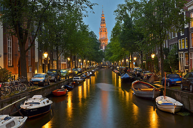 4-Day Holland and Belgium Break at Easter from London