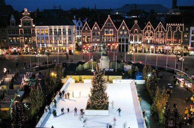 Brugge Christmas Market Tour from London