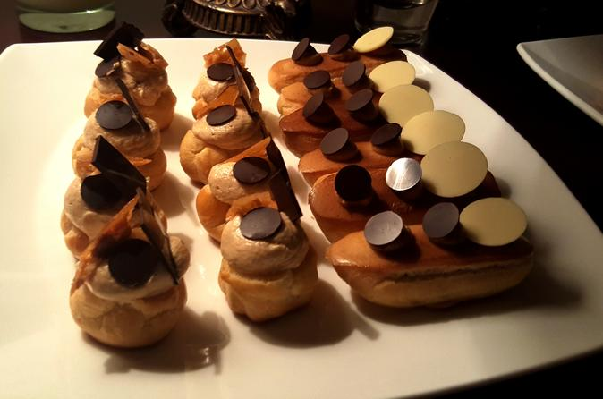 Cooking Class: Eclairs & Exquisite Cream Puffs