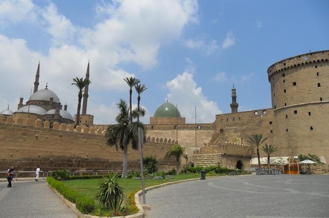 Excursão diurna privada ao Museu Egípcio, Citadela de Sala Din e Cairo Antigo