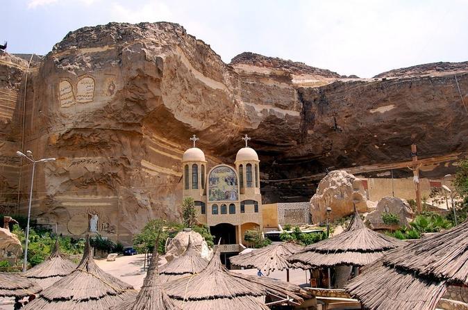 Excursão diurna sagrada: Cairo Copta e Igreja de São Simão