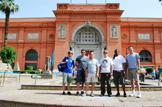 Half-Day tour to Egyptian Museum of Pharaonic Antiquities
