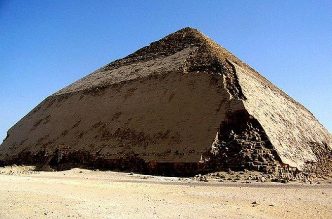 One-Day Tour: Giza Pyramids, Sphinx, Sakkara and Dahshour