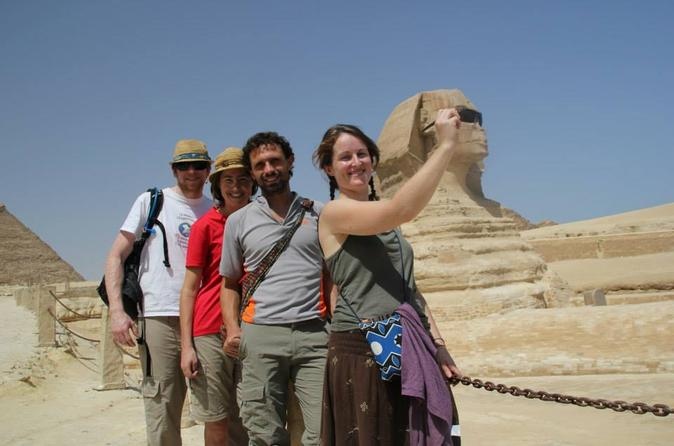 Private full day tour giza pyramids sphinx sakkara and city of memphis in giza 218311