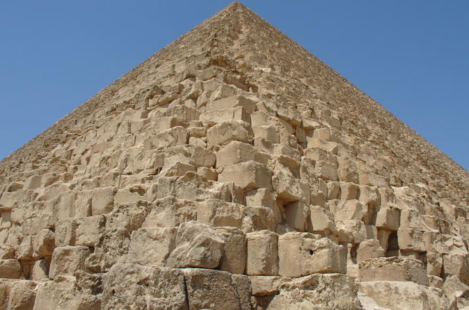 Private half day tour to giza pyramids and sphinx from cairo in giza 198127