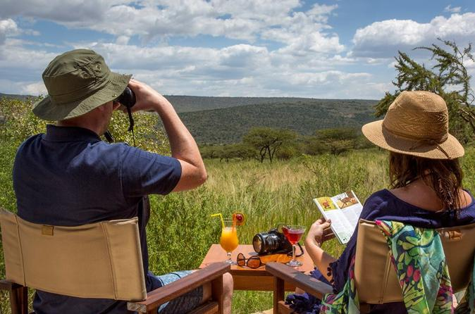 5 Days Amboseli and Maasai Mara Trip