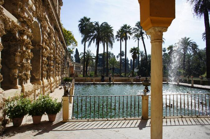 Seville and Osuna Guided Game of Thrones Tour