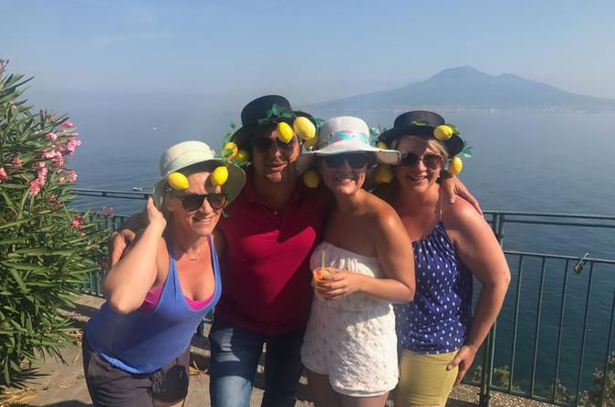 TRANSFER FROM NAPLES TO AMALFI