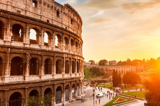 TRANSFER FROM NAPLES TO ROME